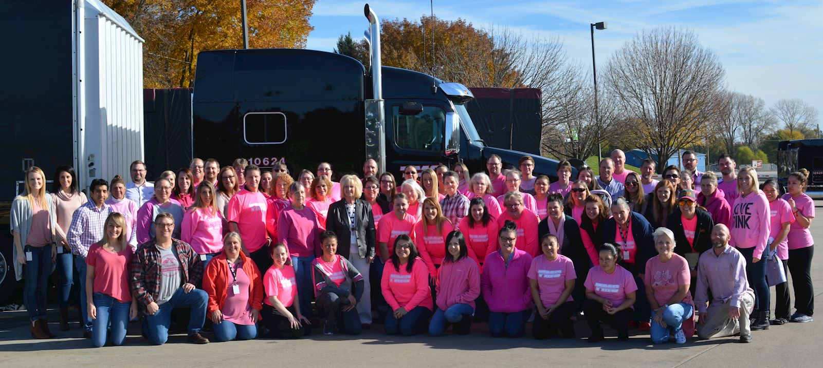 Des Moines Pink Friday