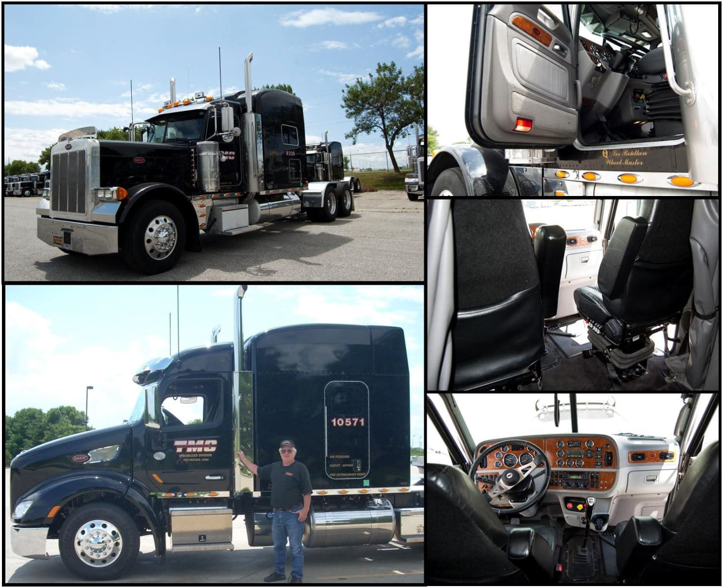579 Peterbilt Tmc Pictures To Pin On Pinterest Pinsdaddy