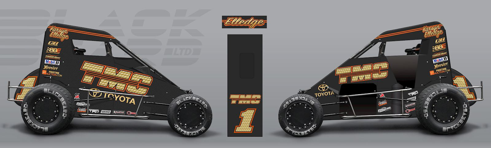 TMC TO ACT AS PRIMARY PARTNER FOR KARSYN ELLEDGE IN MULTIPLE USAC MIDGET SERIES RACES WITH TUCKER-BOAT MOTORSPORTS
