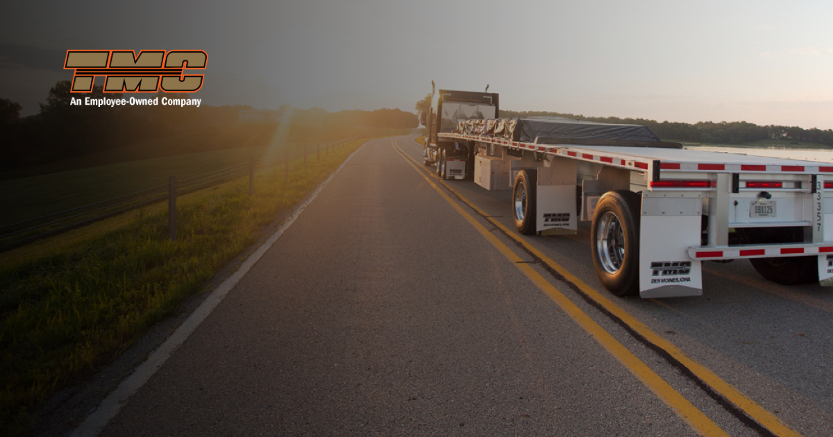 Flatbed Trucking, Hauling & Shipping Carrier | TMC