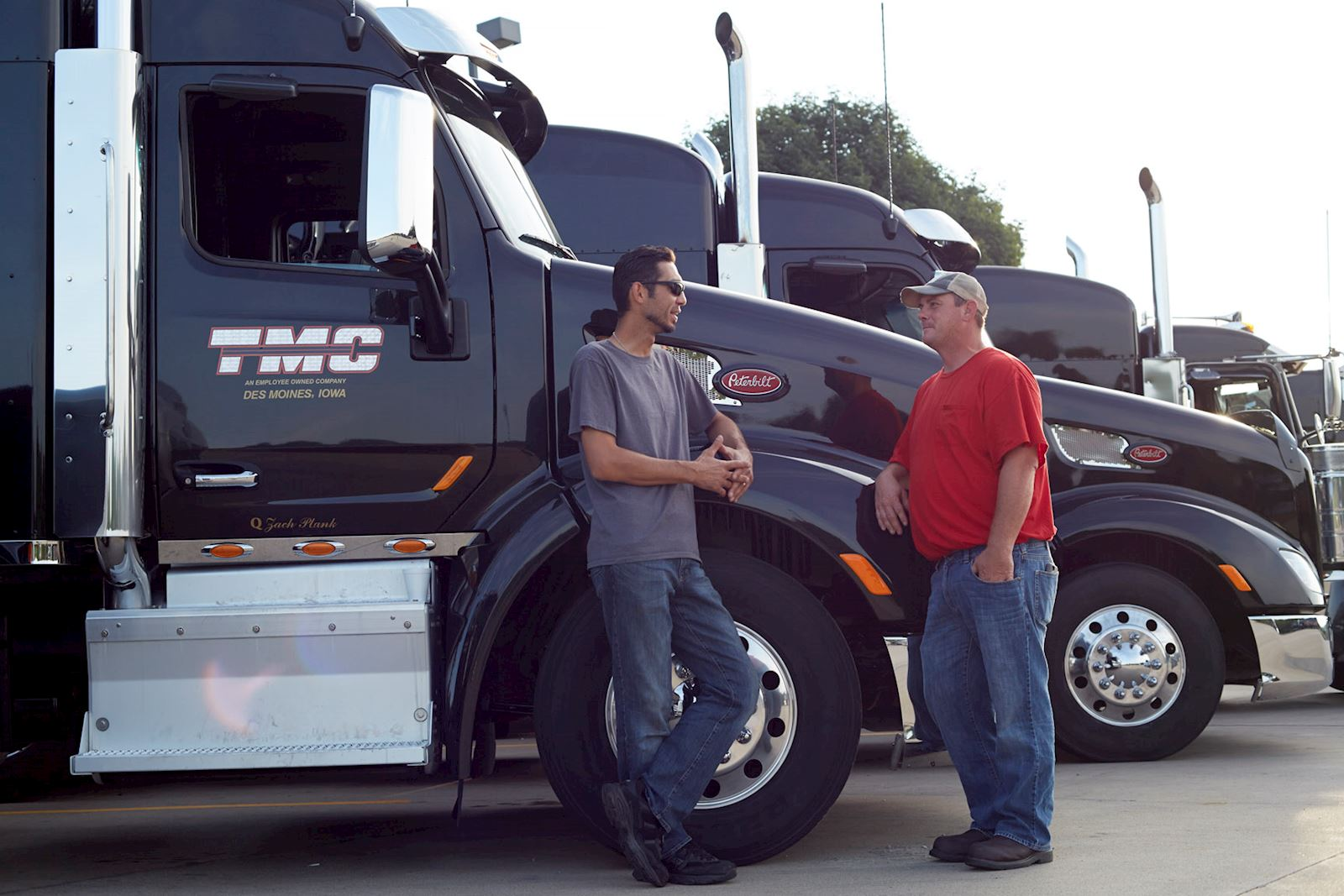 Driver Training is Different at TMC Transportation