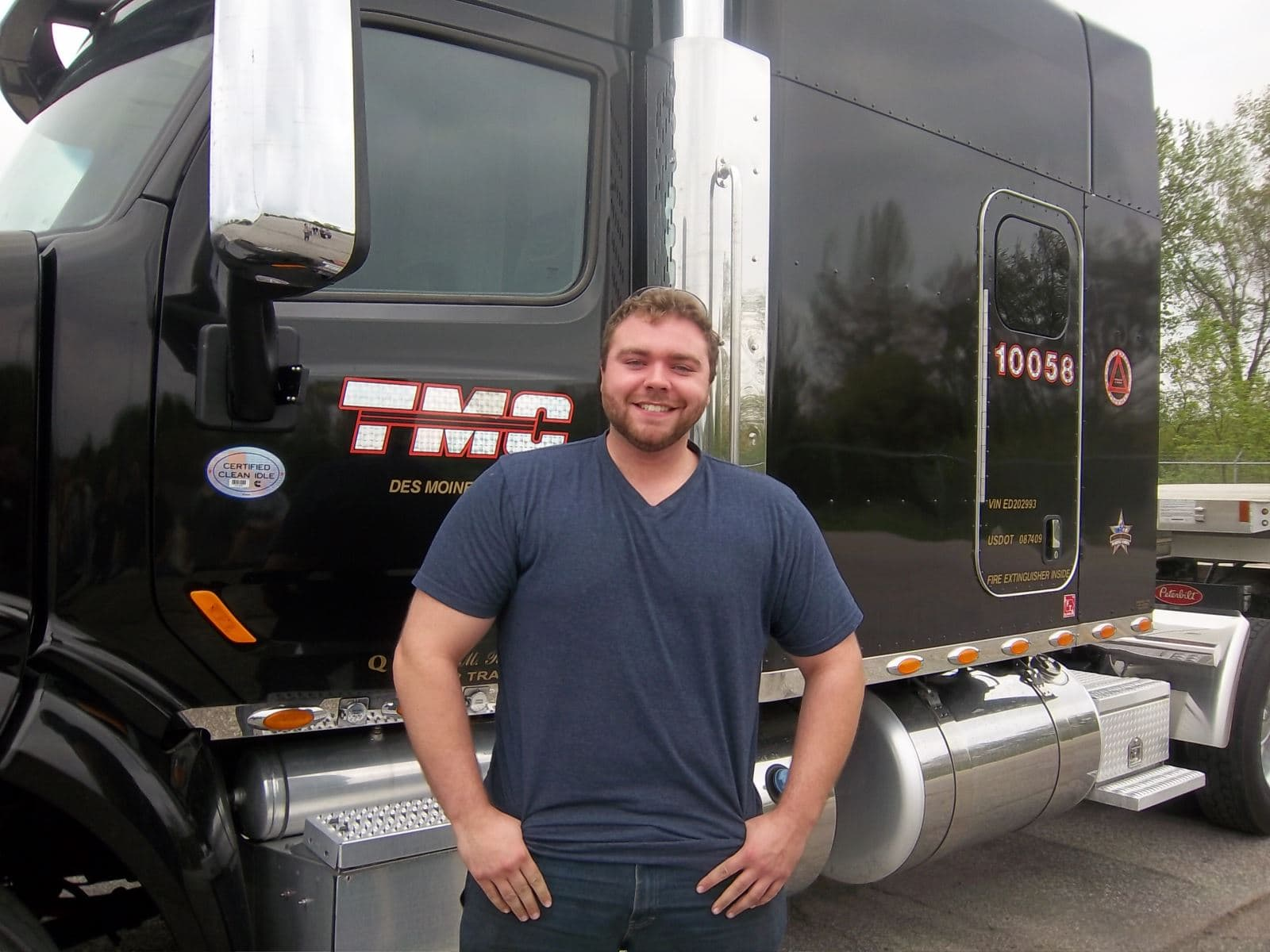 Why Trucking Is a Great Career for 20-Somethings
