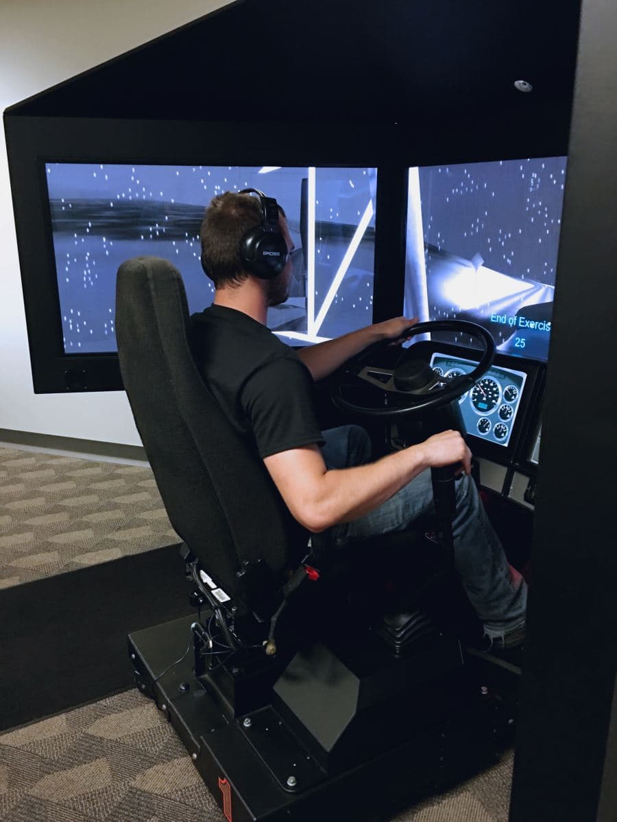 Simulation Based, Reality Driven: A Sneak Peek into the TMC Simulator Room