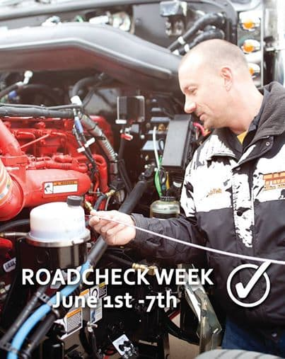 Roadcheck Week 2014