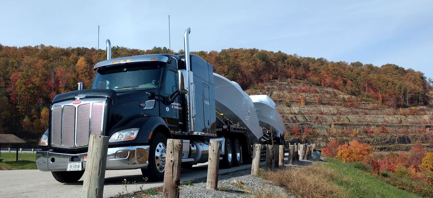 heavy haul big loads over-dimensional trucking companies freight transport logistics