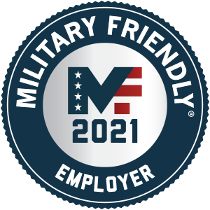 TMC Earns 2021 Military Friendly Employer for Fourth Consecutive Year by Viqtory Media