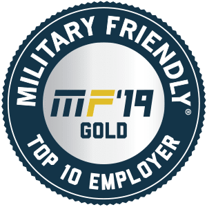TMC Transportation Earns 2019 Military Friendly ® Employer Designation